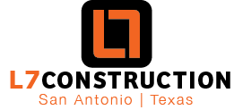 L7 Construction | San Antonio | Texas Logo